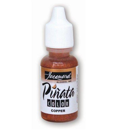 Tinta piñata - copper 1/2 fl. oz. - JFC1034-PINATA-COPPER-05OZ_CMYK