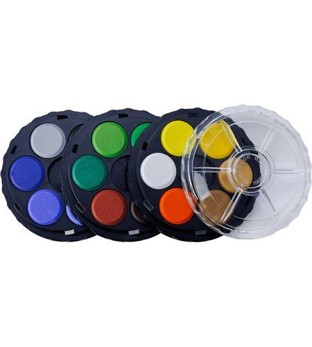 Set de acuarelas - 18 colores - KN361802