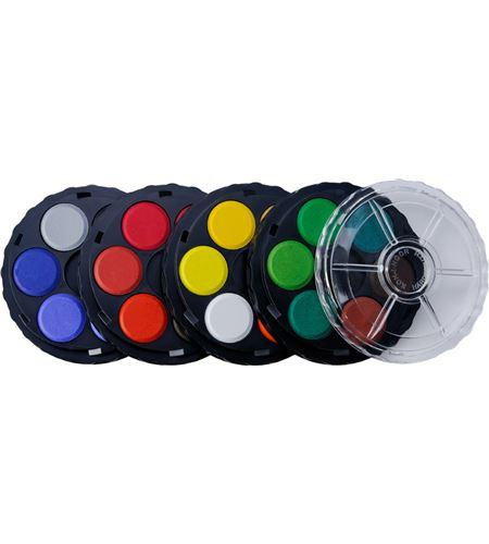 Set de acuarelas - 24 colores - KN361803