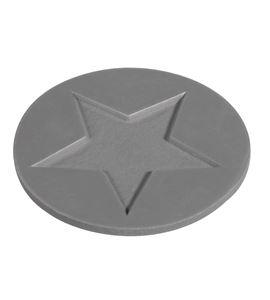 Motivo para marcar sobre jabón o cemento - estrella - 34340000_2