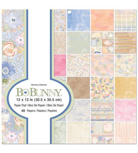 Papel bobunny - harmony (48 hojas) - 7310476