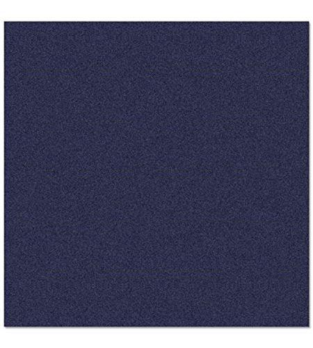 Lámina de fieltro de 30x30 - marina - FE3908
