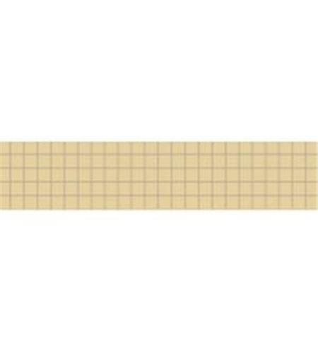 Masking tape marrón - cuadritos - 11006612