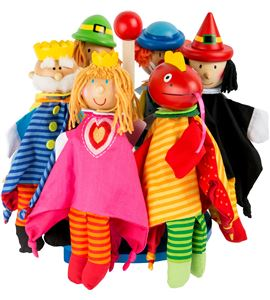 Display marionetas de cuento - 10240