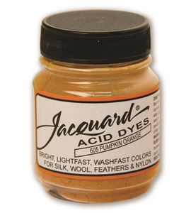 Acid dye 14gr. #pumpkin orange - JAC1605_ACID DYE-PUMPKIN ORANGE-HALF-OZ_CMYK