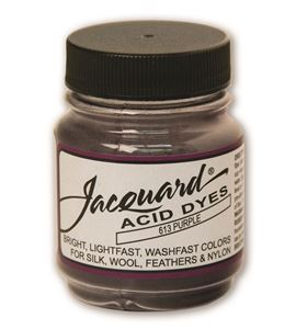 Acid dye 14gr. #purple - JAC1613_ACID DYE-PURPLE-HALF-OZ_CMYK