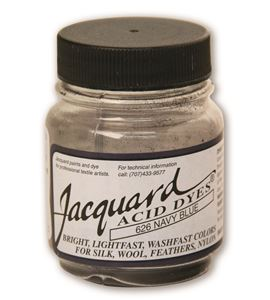 Acid dye 14gr. #navy blue - JAC1626_ACID DYE-NAVY BLUE-HALF-OZ_CMYK