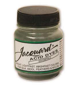 Acid dye 14gr. #emerald - JAC1629_ACID DYE-EMERALD-HALF-OZ_CMYK