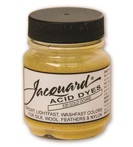 Acid dye 14gr. #gold ochre - JAC1636_ACID DYE-GOLD OCHRE-HALF-OZ_CMYK (1)