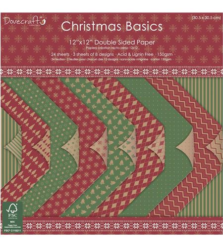 Scrap-block christmas basics - 59740000