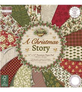 Scrap-block christmas story - 60233000