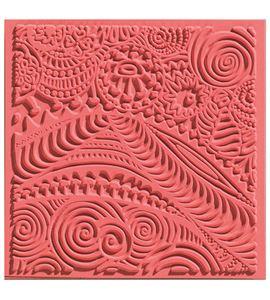 Textura arcilla polimérica cernit 9x9 estilo libre - CE95001