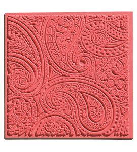 Textura arcilla polimérica cernit 9x9 cachemir - CE95010