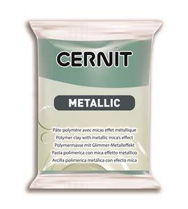 Arcilla polimérica cernit metallic 56gr. turquesa dorado - CE0870056054