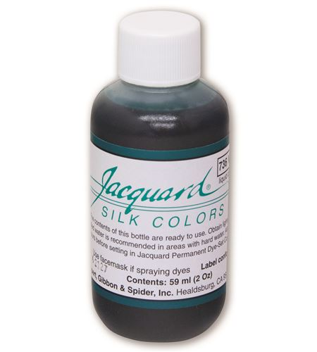 Silk color 59ml. #viridian green - JAC1736