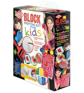 Kit infantil de introducción al grabado - P6K4K