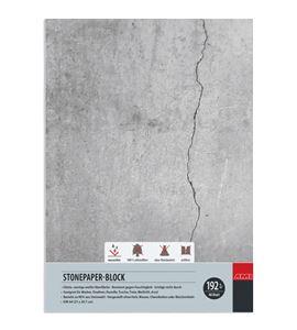 Bloc papel de piedra 40 hojas 192gr a3 297mm x 420mm - 182152