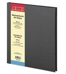Bloc de dibujo art diary a5 148*210mm - AM-185096