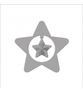 Perforadora con relieve estrella - 69128000
