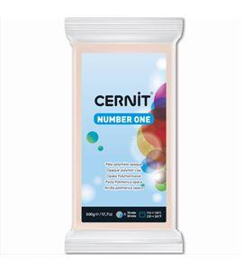 Arcilla polimérica cernit number one 500gr carnación - CE0900500425_CARNACION