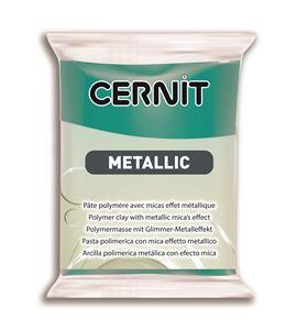 Arcilla polimérica cernit metallic 56gr turquesa - CE0870056676_TURQUOISE