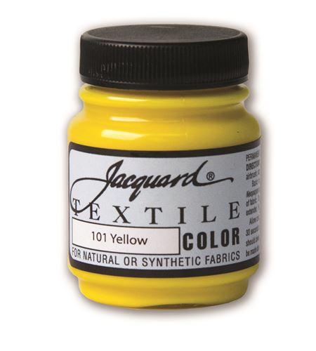 Textile color - amarillo 70 ml - JAC1101
