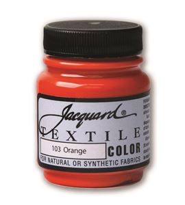 Textile color - naranja 70 ml - JAC1103