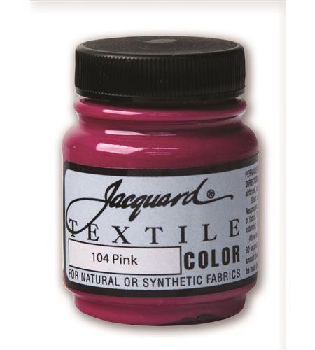 Textile color - rosa 70 ml - JAC1104