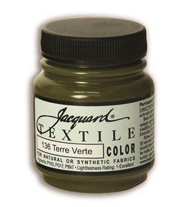 Textile color - verde tierra 70 ml - JAC1136