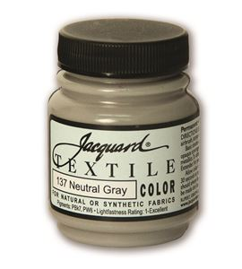 Textile color - gris neutral 70 ml - JAC1137