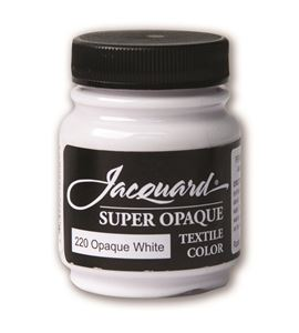 Textile color - blanco super opaco 70 ml - JAC1220
