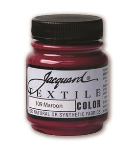 Textile color - granate 70 ml - JAC1109