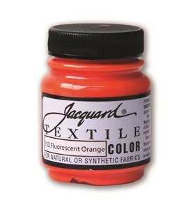 Textile color - naranja fluor 70 ml - JAC1152