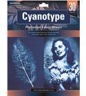 Cianotipia 30 hojas textiles preparadas listas para usar 21.59 cm x 27.94 m