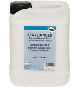 Aglutinante acrílico 2,5 litros - AM-586712