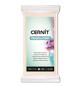 Arcilla polimérica cernit translucent 500gr translucent - CE0920500005
