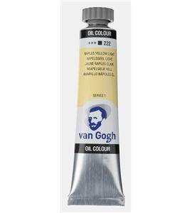 Óleo van gogh 20 ml amarillo nápoles claro - TA-02042223