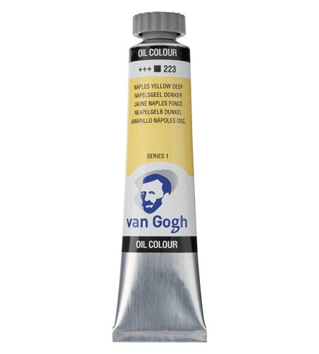 Óleo van gogh 20 ml amarillo nápoles oscuro - 02042233