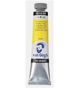 Óleo van gogh 20 ml amarillo azo limón - TA-02042673