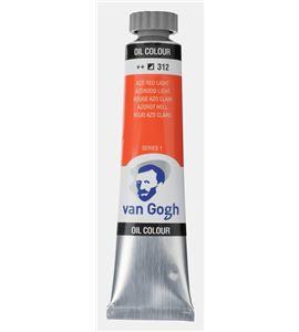 Óleo van gogh 20 ml rojo claro azo - TA-02043123