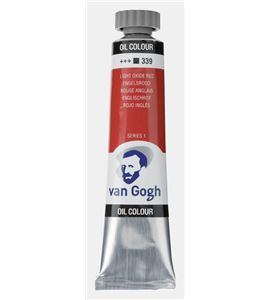 Óleo van gogh 20 ml rojo claro oxido - TA-02043393
