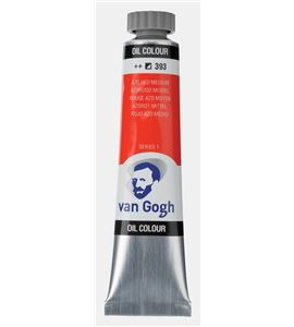 Óleo van gogh 20 ml rojo azo medium - TA-02043933