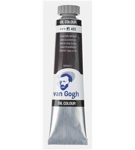 Óleo van gogh 20 ml pardo vandyke - TA-02044033