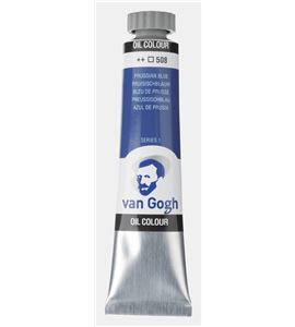 Óleo van gogh 20 ml amarillo azul prussian - TA-02045083
