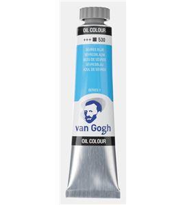 Óleo van gogh 20 ml azul sevres - TA-02045303