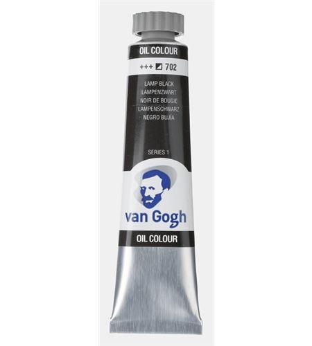 Óleo van gogh 20 ml negro bujía - TA-02047023