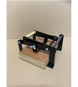 Prensa de linograbado profesional a5 148 x 210 mm. color negro - IMG_6268