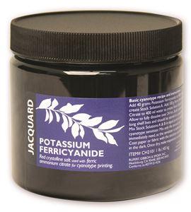 Cianotipia parte a ferricianuro de potasio 450 gr - CHM2101