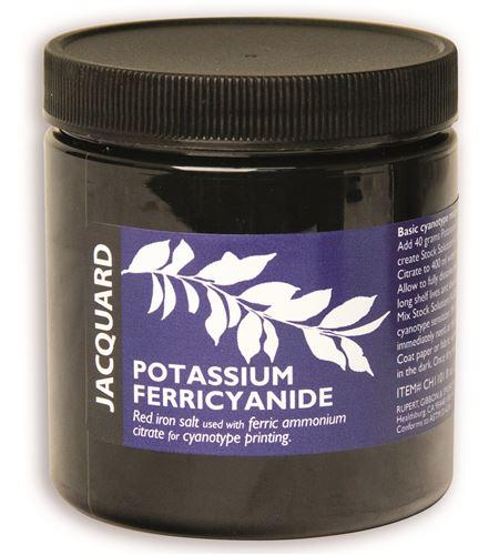 Cianotipia parte a ferricianuro de potasio 230 gr - CHM1101
