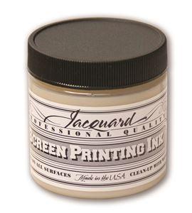 Tinta serigrafía profesional jacquard 118,29 ml colorless extender - JSI1100
